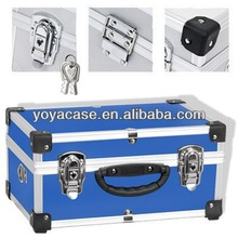 Allround tool box High-quality (aluminium / wood / rubber) case tools, measuring devices