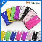 2014 latest fashion design Samsung mobile phone PC case