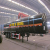 Manufacturer Tongya hot sale 3 axles oil tank semitrailer