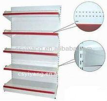 single side free standing shelf talker