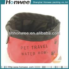 2014 promotion wholesale pet travel water bowl