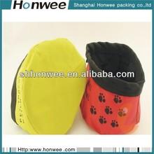 promotion wholesale pet travel bowl