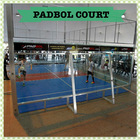 Padbol court sport/ hot sale