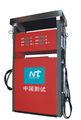 la boquilla de uno o dos boquillas de dispensador de gnc o vehículos a gas natural de llenado de la máquina