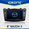 Mazda 3 car audio video GPS navigation