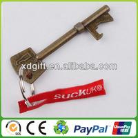 promotion custom key blank bottle openers (XD-5644)