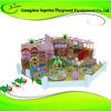 Mini Happy Castle Eco Friendly Playground Equipment For Kids