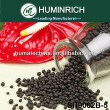 Huminrich Shenyang Leonardite Organic Slow Release Humic Acid 80% Based Granular Fertilizer