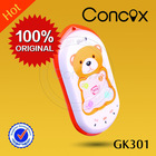 quad core mobile phone GK301 for kids realtime tracking