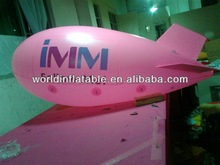 sweety pinky inflatable promotion blimp helium balloon