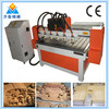 Six Head Woodworking CNC Engraving Machine In Sales