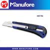 auto lock 18mm plastic utility knife, professional cutting knife