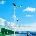 2014 caliente vender meanwell y estados unidos bridgelux 20w-98w ip68 fotoeléctrico solar de la calle de controles de iluminación