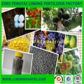 La agricultura fertilizante compuesto de npk 18-5-7 fertilizantes orgánicos