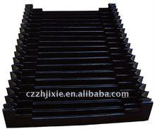 Plasma cutting machine accordion bellows cover