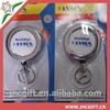 high quality yoyo metal badge reel customized
