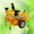 Hidráulica bloco que faz a máquina M7MI manual bloco que faz a máquina, Argila bloco que faz a máquina M7MI