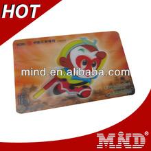Advertising Magic 3D Lenticular Card