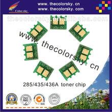 (CS-UHU2) universal laser printer toner reset chip for Canon lbp3250 lbp3018 lbp3010 lbp3100 lbp3150 lbp 3250 3018 3010 bk 1.6K