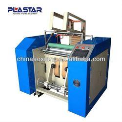 half automatic plastic sealing film rewinder line spare parts
