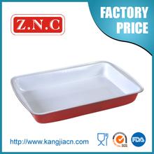 Carbon Steel Ceramic Bread Baking Pan Loaf Bakeware