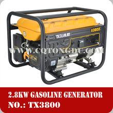 small generator! silent portable power mini generator 3kv price (1kv,2kv,,,10kv)