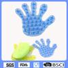 Silicone sucker,Funny Palm shape eco-friendly siliocne sucker