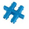 Hot selling ST duplex fiber optic adaptor