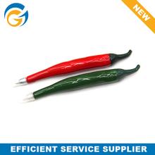 China Pepper Chili Stylus Ball Pen
