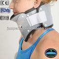 super de alta calidad en forma de plástico ajustable del cuello ortopédico fijador