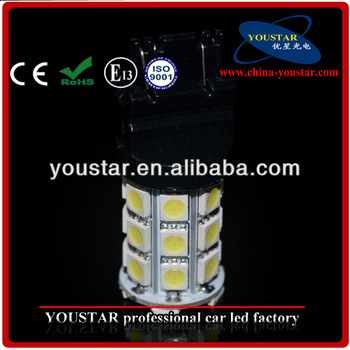 T20 3157 SMD 24 led auto bulbs/LED car brake Light