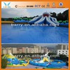 Outdoor aqua park/inflatable swimming pool slide/inflatable aquatic games for sale