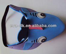 China factory manufacture eva foam sun visor caps & hats