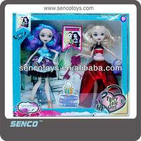 New Item Ever After High fashion vinyl kids dolls toys