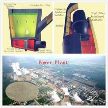 Alkali-resisting Refractory Cement for Boiler Furnace