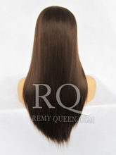 Wholesale Cheap High Temperature Fiber Wigs , Lace Front
