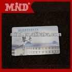 Plastic electronic control card/ door access card