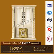 Frank Portable Bathroom wall Cabinet vanity smart design F-207
