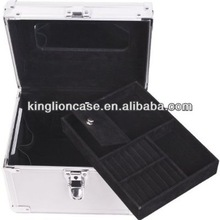 new product silver jewelry vanity cases KL-H404