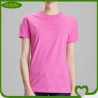 High slim fit modal and cotton blank t-shirts