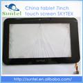 """7"""" 7 china pulgadas tableta con pantalla táctil para skytex"""