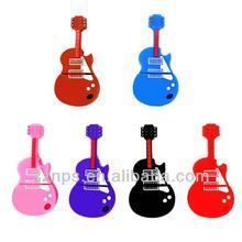 customize cartoon guitar pen drive promotional gifts for kids