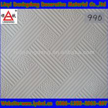 Imagem de suspensão placa de gesso telhas do teto