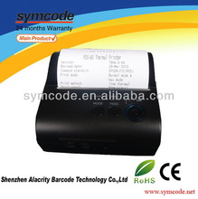 Updated customized bluetooth thermal printer/post printer