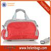 2014 fashion nice women travel bag for shopping
