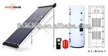 Separated Pressurized Solar Water Heater Single/twin Cooper coils