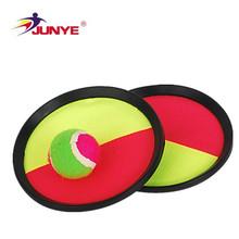 Nbjunye catch Velcro juego / de plástico Velcro catch juego de pelota juego / Velcro del retén de juego