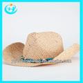 trenza de rafia sombrero de paja