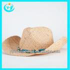raffia braid straw hat