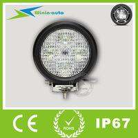 Truck/4WD/ATV led work light 40W 4 PCS 10-watt cree t6 led work lights WI5402